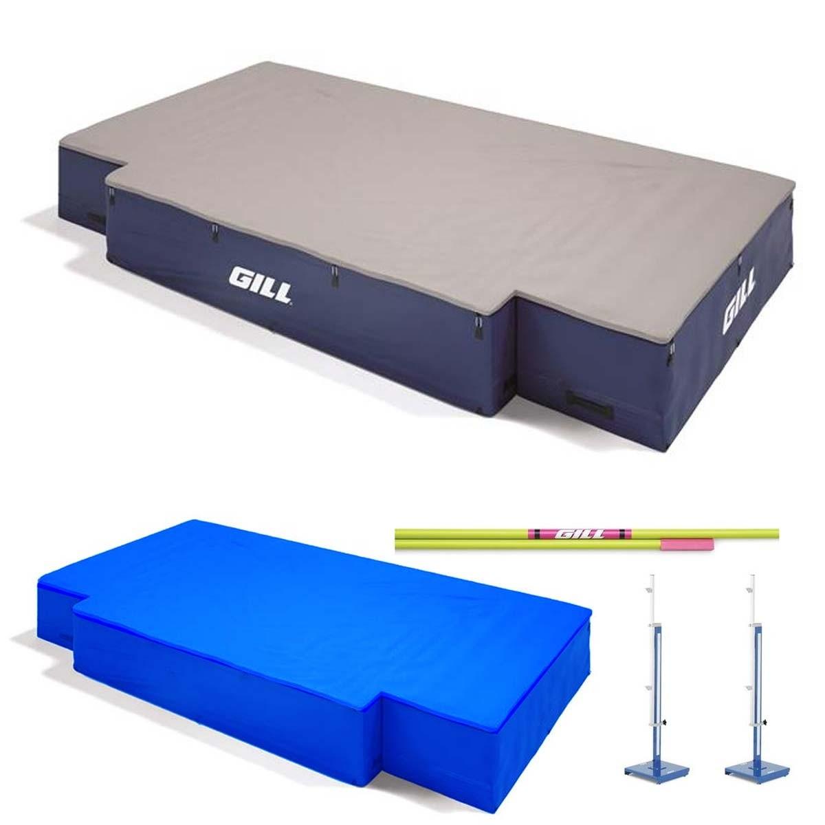 system high essentials mat gill deb mats h landing jump nfhs pit