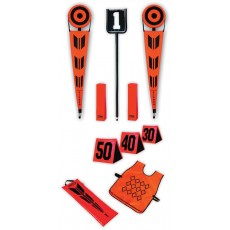 Fisher 2013PK ECONOMY Football Chain Set Field Marking Package