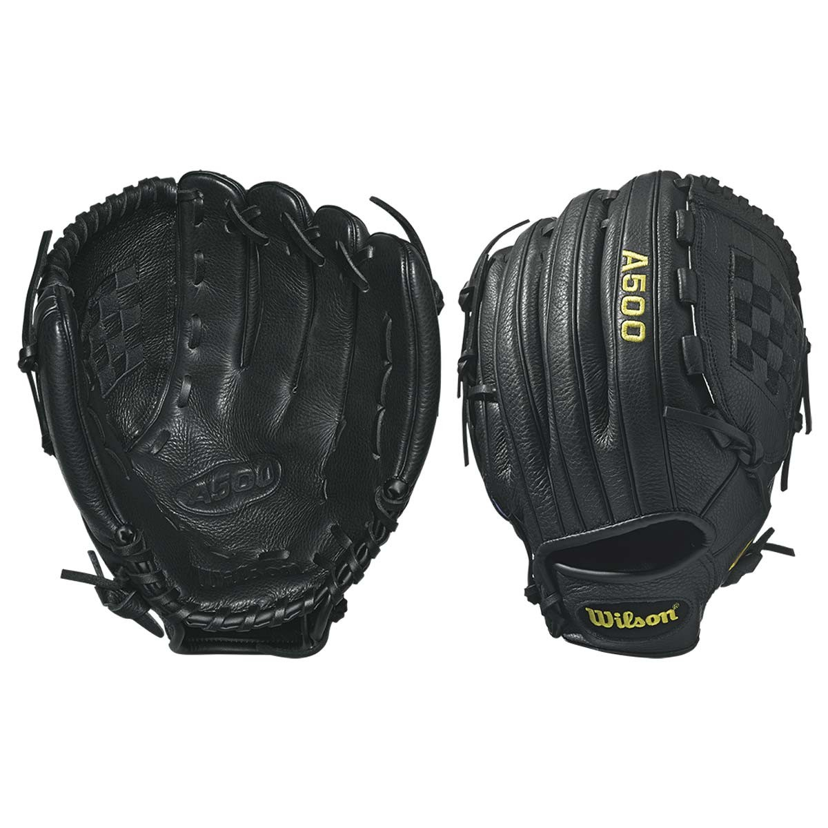 Youth Baseball Glove Leather : Wilson a wta rb youth baseball glove quot