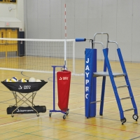 "Jaypro PVB-7PKG PVB-7000 3-1/2"" STANDARD Volleyball Package"