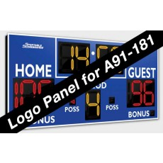Scoreboard Sponsor / Logo Panel Option