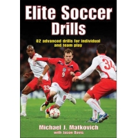 Elite Soccer Drills, Book