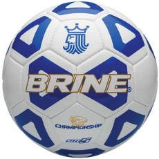 Brine SBCHMP4-05 Championship Soccer Ball, SIZE 5, Royal