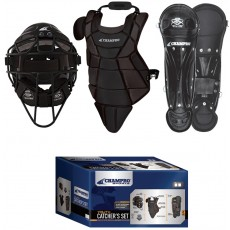 Champro CBSY912B Hel Max Youth Catcher's Set, age 9-12
