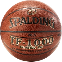 """Spalding TF-1000 Classic ZK Basketball, WOMEN'S & YOUTH, 28.5"""""""