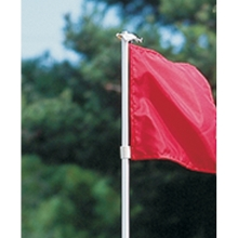 Gill 965 Cross Country Directional Flag, RED