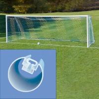 Jaypro SGP-400 Nova Classic ROUND Soccer Goals (pair)