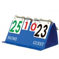 Porter 830901 Tabletop Flip Volleyball Scoreboard