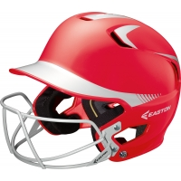 Easton Z5 Two Tone Batting Helmet w/ Facemask, JUNIOR