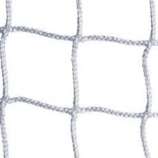 Kwik Goal 8' x 24' x 3' x 8' Official Soccer Nets, 3mm, WHITE, 3B1621 (pr)