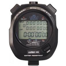Ultrak 495 100 Lap Memory Stopwatch, BLACK