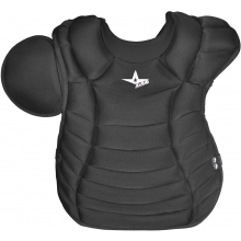 "All Star CP25PRO Pro Catcher's Chest Protector, 15.5"", ADULT, Ages 15+"