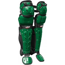 Schutt Air Maxx Scorpion Triple Flex Catcher's Leg Guards, 14""
