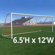 Pro-Bound 6.5'x12' Quick Kick Official Soccer Goal (ea)