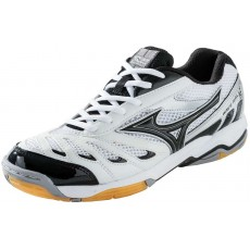 Mizuno Wave Rally 5, Women's Volleyball Shoes, White/Black