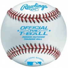 Rawlings TVB Soft Core T-Balls, dz