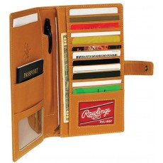 Rawlings Leather Travel Organizer