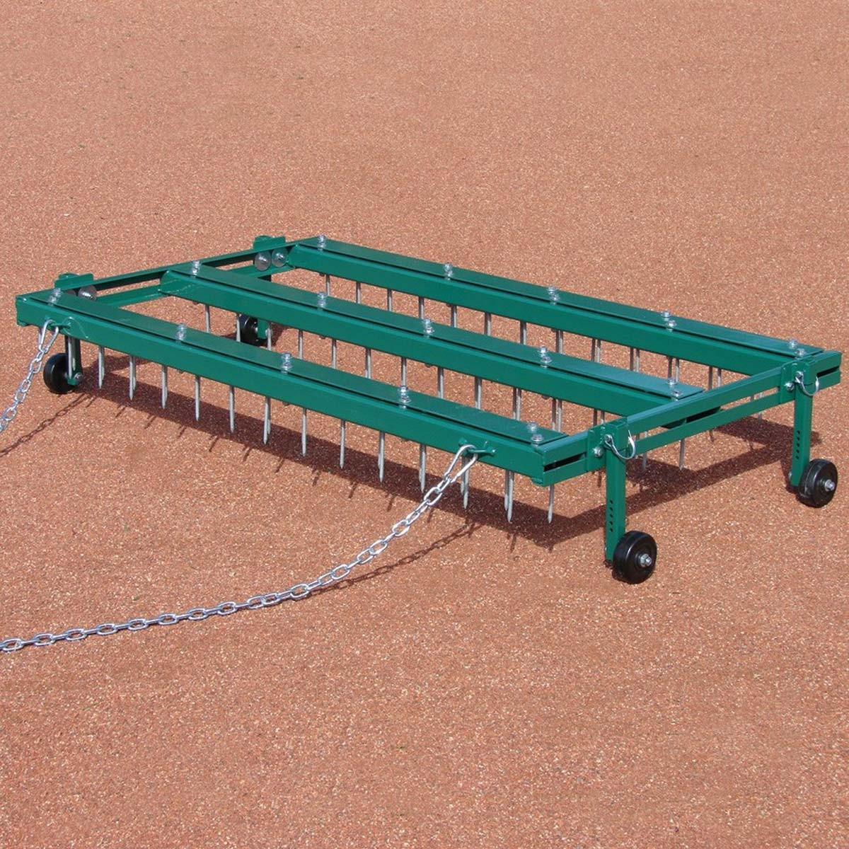 Shown With Optional Big League Infield Nail Drag, 5'W x 3'L (A15-217)