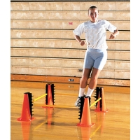 Champion MHCSET Cone Hurdle Set