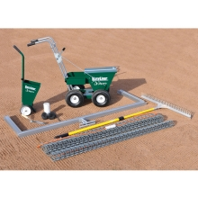 Jaypro DELUXE Official Baseball Field Maintenance Pkg, FMPD-20FF