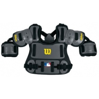 Wilson WTA3217 Fitted Umpire Chest Protector, 13""
