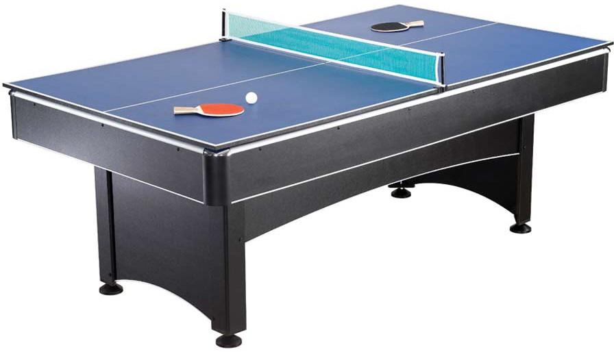 Carmelli Maverick Pool Table W Table Tennis Top - Maverick pool table
