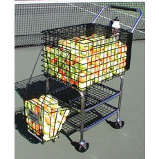 Oncourt CEDCC Deluxe Tennis Ball Club Cart