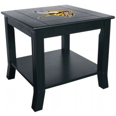 Minnesota Vikings NFL Hardwood Side/End Table