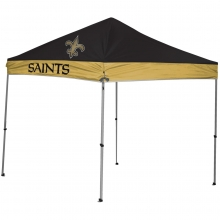 New Orleans Saints NFL 9x9 Straight Leg Canopy