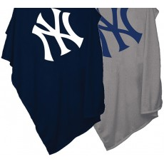 New York Yankees Sweatshirt Blanket
