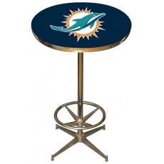 Miami Dolphins NFL Pub Table