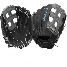 Easton COREFP 1300BKGY Core Pro Fastpitch Glove, 13""