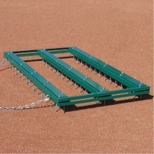 Big League Infield Nail Drag, 5'W x 3'L