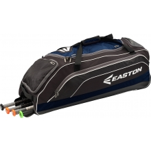 "Easton E700W Wheeled Baseball/Softball Equipment Bag, 36""L x 13"" W x 13"" H"