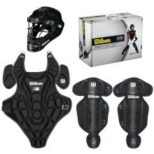 Wilson S/M (age 5-7) EZ Gear Youth Catcher's Gear Kit