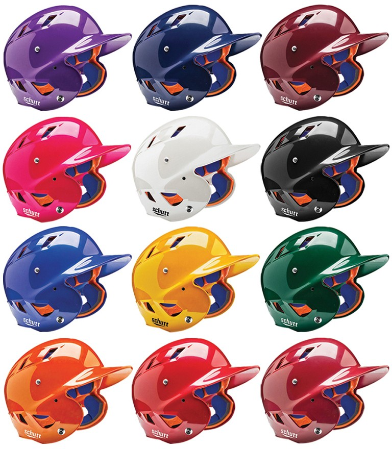 Purple, Navy, Maroon, Pink, White, Black, Royal, Gold, Dark Green, Orange, Cardinal, Scarlet