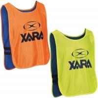 Xara Reversible Soccer Training Bib/Pinnie, ADULT
