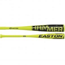 2019 Easton Hammer -8 (2-5/8) USA Baseball Bat, YBB19HM8