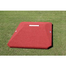 Proper Pitch 418001 Junior Game Baseball Mound, CLAY, 5'4''W x 9'L x 6''H
