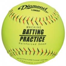 Diamond 12MBP 12'' Pitching Machine Ball (dz)