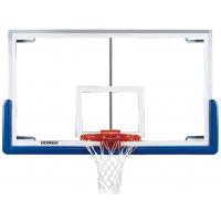 "Porter 00204-000 Pro-Strut Glass Basketball Backboard, 42"" x 72"""