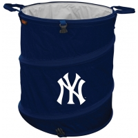 New York Yankees MLB Collapsible 3-in-1 Hamper/Cooler/Trashcan