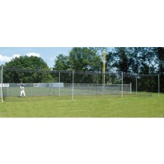 Baseball/Softball Batting Cage Tunnel Frame, 4-Section (70')