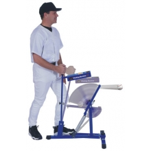 Louisville Slugger L60111 Manual Baseball Pitching Machine