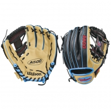 "Wilson 11.5"" A500 YOUTH Baseball Glove, WTA05RB18115"