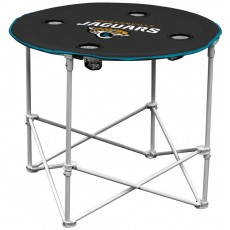 Jacksonville Jaguars NFL Pop-Up/Folding Round Table