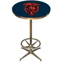 Chicago Bears NFL Pub Table
