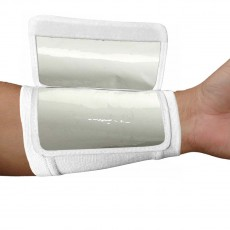 Football Arm Play Holders, TRIPLE/WHITE