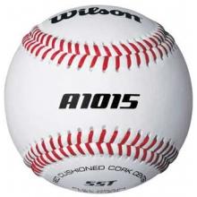 Wilson A1015BSST Official League Baseballs, dz