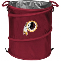 Washington Redskins NFL Collapsible 3-in-1 Hamper/Cooler/Trashcan